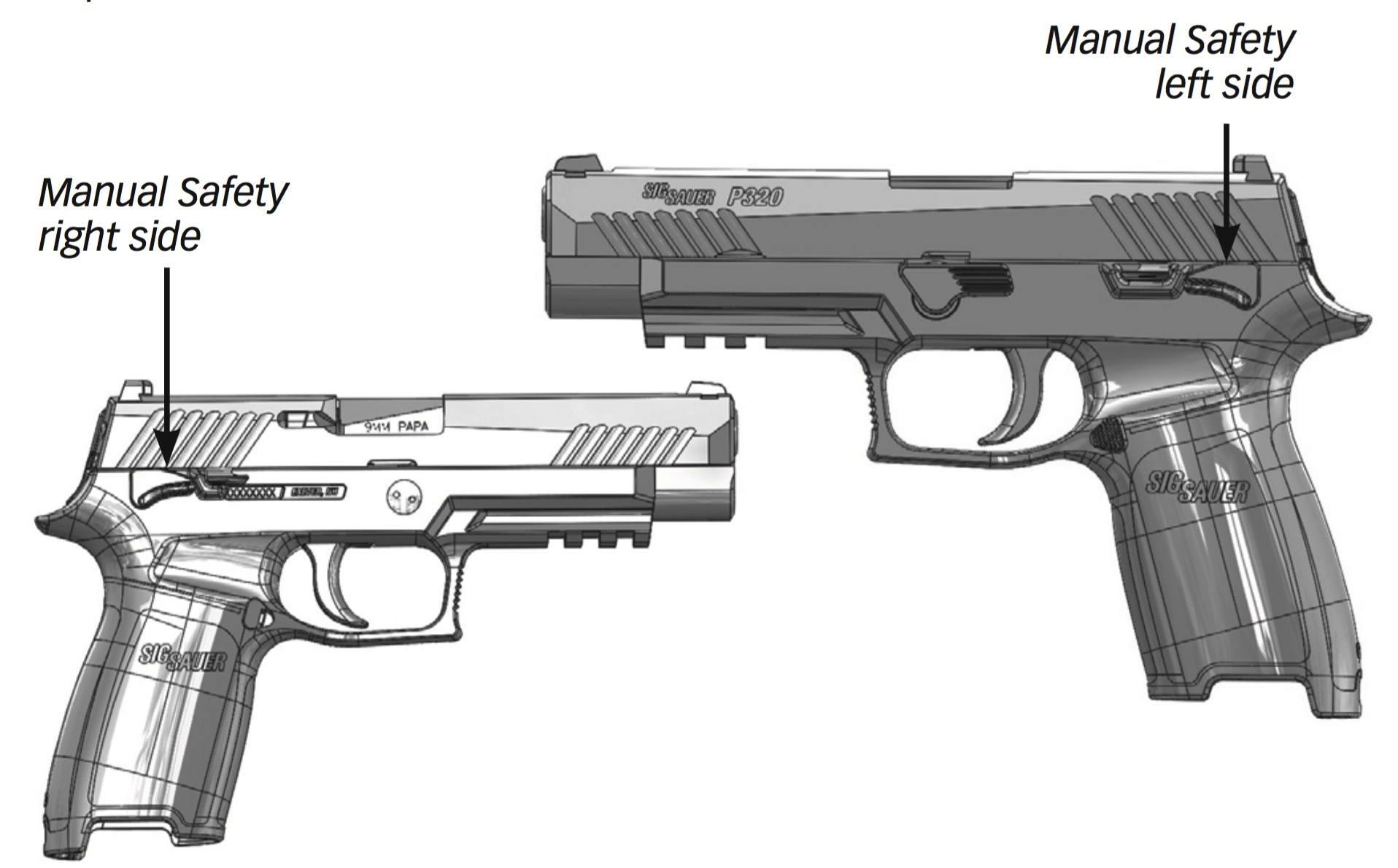 Some More SIG Updates: MPX, M17 (P320) Pistol   WeaponsMan